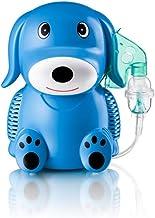 Only for Baby Blue Puppy - Inhalador para niños Perrito pequeño Aparato para medicamentos líquidos con compresor Nebulizador