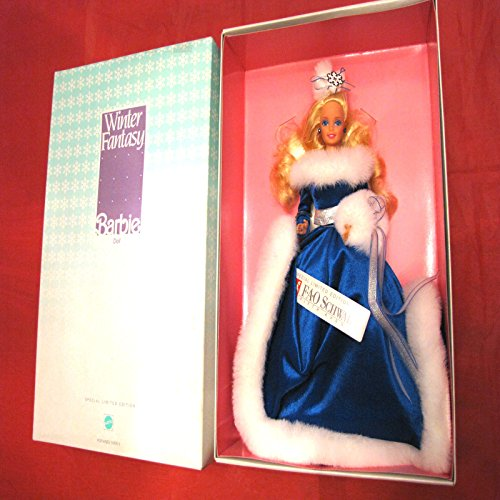 Barbie 1990 Winter Fantasy