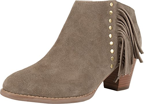 Vionic Upright Faros Ankle Boots Greige