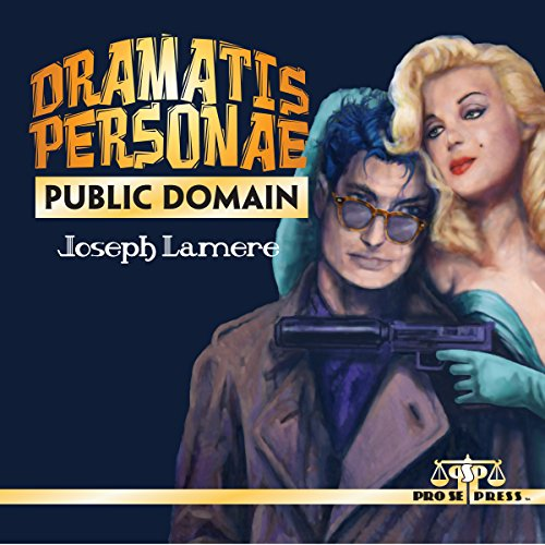 Dramatis Personae  By  cover art
