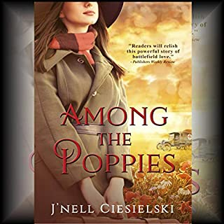 Among the Poppies audiobook cover art