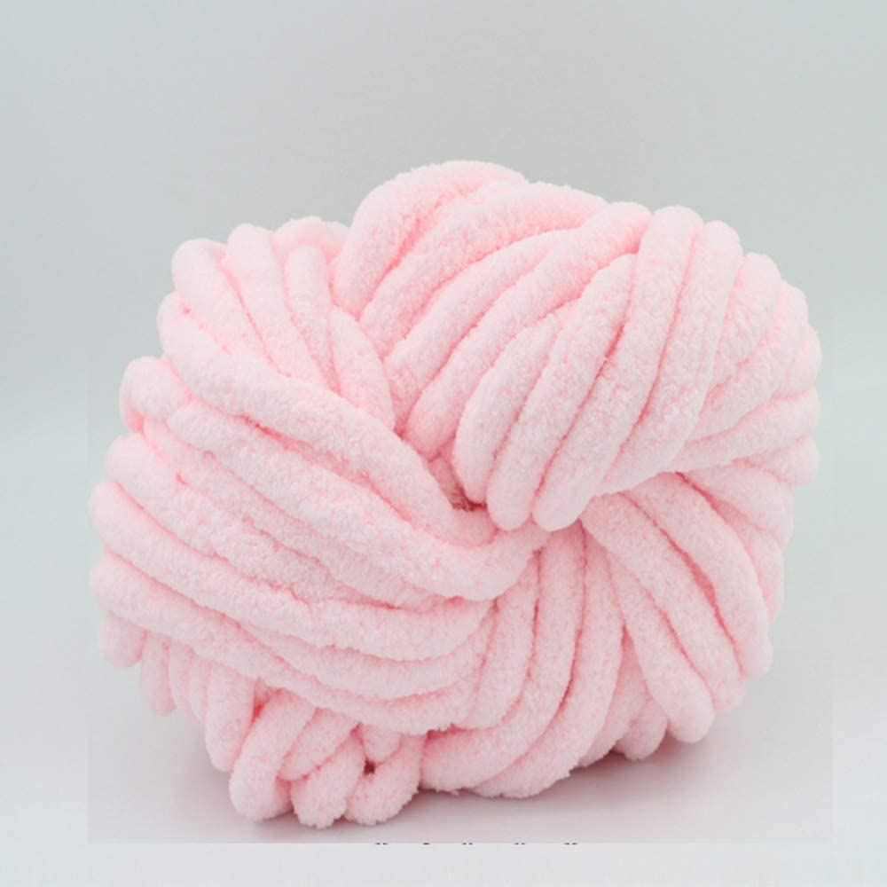 ZUIBESCHOS Chenille Yarn Pink 35.2OZ Chunky for Arm Knitti Wholesale Max 81% OFF