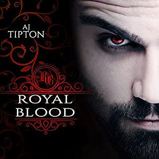 Royal Blood audiobook cover art