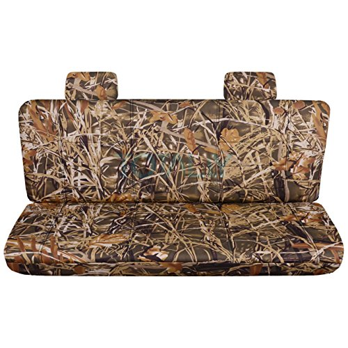 Totally Covers Compatible with 2004-2008 Ford F-150 Camo Truck Seat Covers (Rear...
