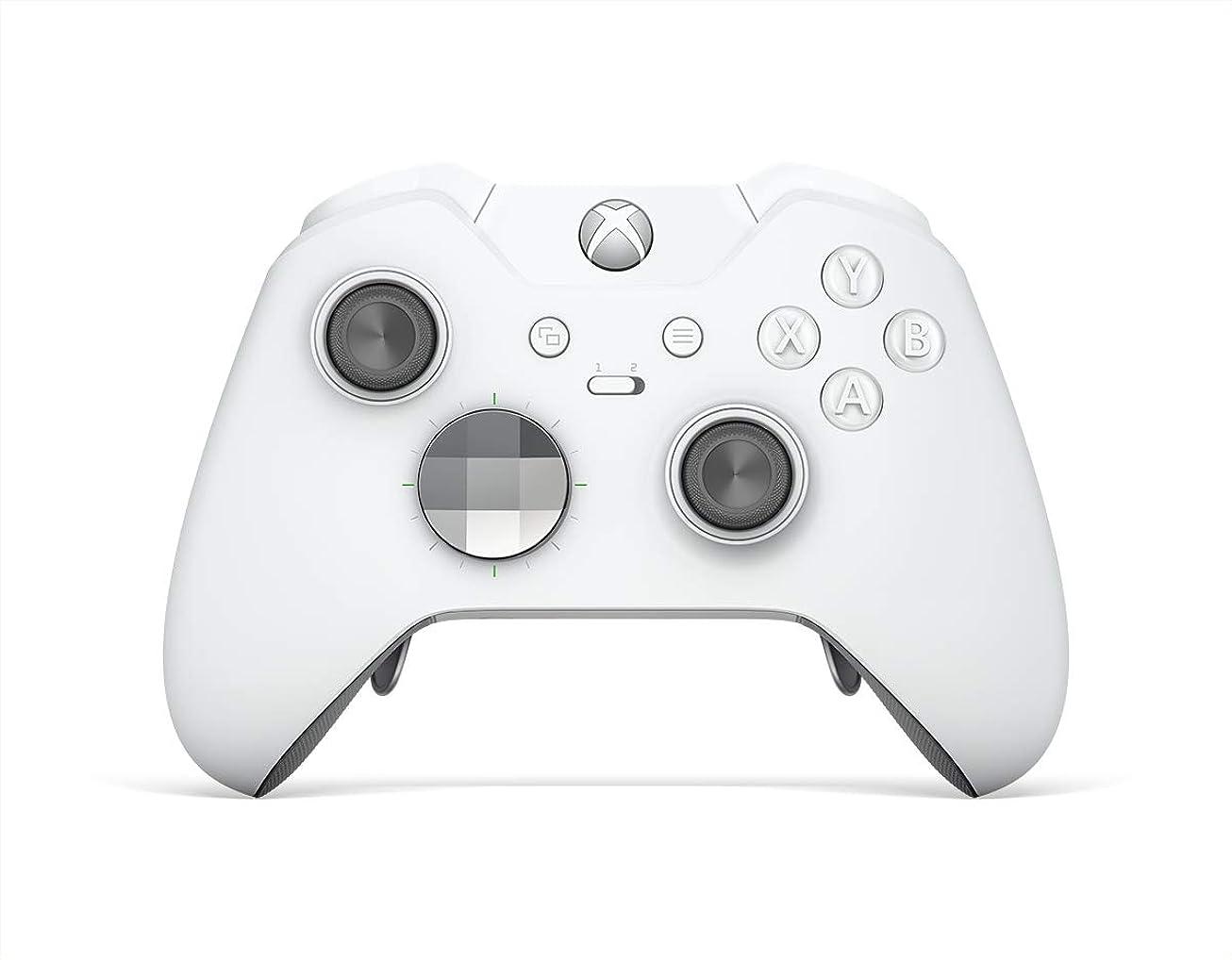 Xbox Elite Wireless Controller – White Special Edition uelsbotydwgx3