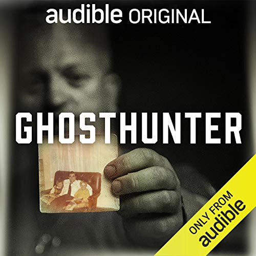 Page de couverture de Ghosthunter
