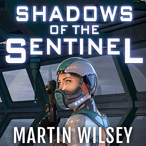 Shadows of the Sentinel cover art