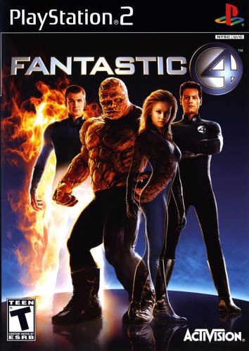 Fantastic Four - PlayStation 2 [video game]