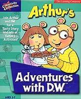 Arthur's Adventures with D.W. (Jewel Case) (輸入版)