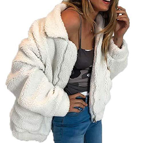 A/N Otoño e Invierno más Chaqueta Acolchada de Terciopelo Blusa cálida de Todo fósforo para Mujer