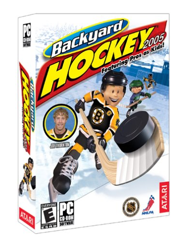 Backyard Hockey 2005 - PC