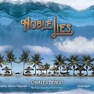 Noble Lies audiobook cover art