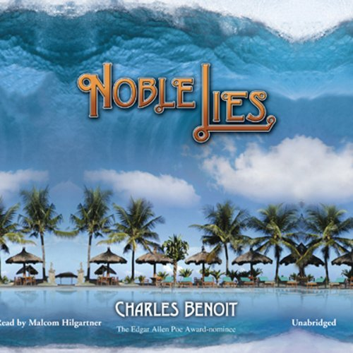 Noble Lies audiobook cover art
