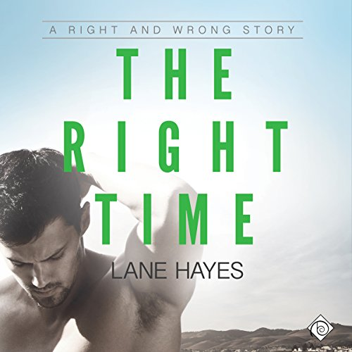 The Right Time audiobook cover art
