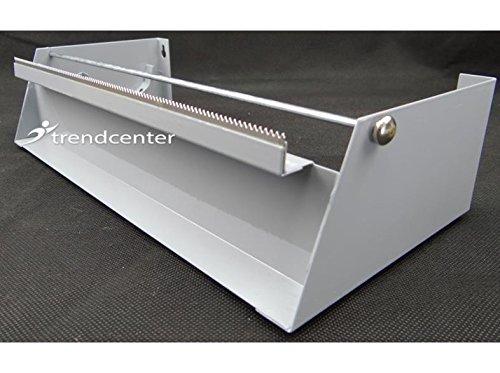 Wandabroller 30cm Rolle Alufolien Ständer Metall Folienhalter Folienabroller