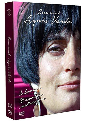 Essencial Agnès Varda [Digistak com 3 DVD's]