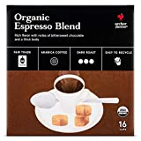 Archer Farms Organic Espresso Blend Dark Roast, 16 cups, 6.77 OZ (One pack)