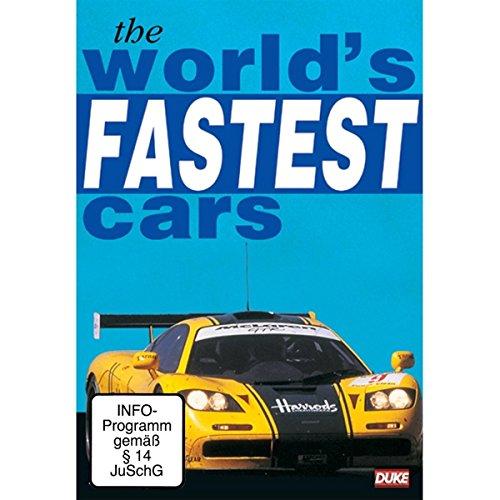 The World's Fastest Cars [Reino Unido] [DVD]