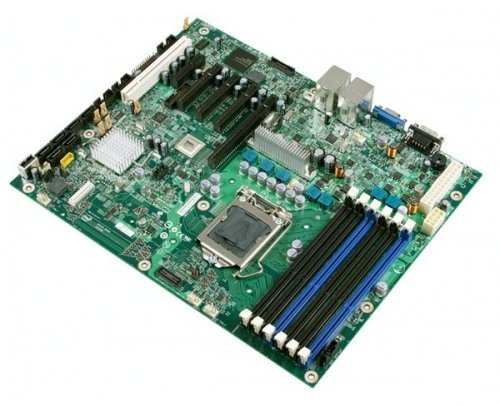 Intel S3420GPLX Server moederbord (Intel LGA 1156 Socket H), 3400, 32 GB, 1333 GB/s, DDR3-SDRAM