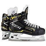 CCM Tacks 9380 - Patines de portero de hockey sobre hielo (EE, 7.5)