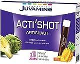 Juvamine Acti' Shot Artichaut Minceur 10 Shots 071252