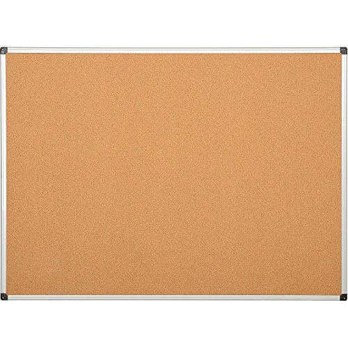 Cork Board - Aluminum Frame - 60 x 36