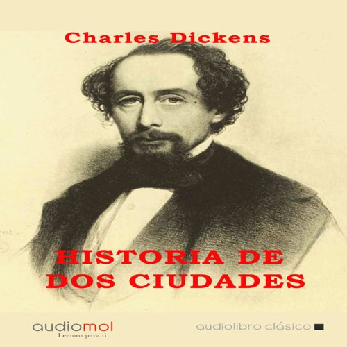 Historia de dos ciudades [A Tale of Two Cities] audiobook cover art