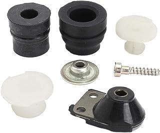 Xrlwood Reemplazo para Stihl MS240 MS260 024 026 Motosierra anulares tampones depósito de inercia Kit 1121 790 9901