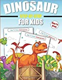 How To Draw Dinosaurs For Kids: Step-By-Step