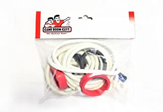 Game Room Guys Bally Cirqus Voltaire Pinball White Rubber Ring Kit