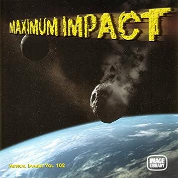 Maximum Impact: Musical Images, Vol. 102 (Music for Movies)