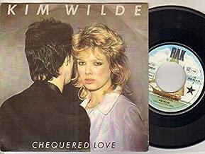 kim wilde chequered love