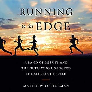 Running to the Edge Titelbild