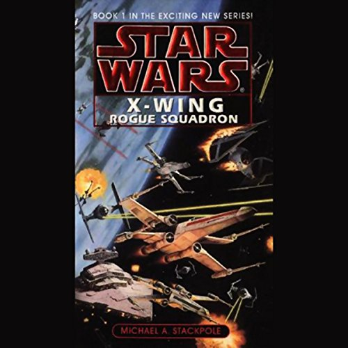 Star Wars: The X-Wing Series, Volume 1: Rogue Squadron cover art