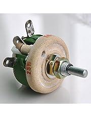 Electrónica-salón 25 W 30 OHM leddirect bobinadas potenciómetro, reostato, resistor Variable.