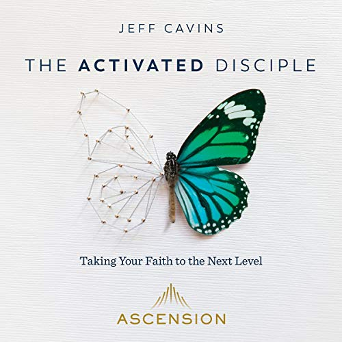 The Activated Disciple  By  cover art