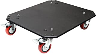 Seismic Audio - SA-Cboardww - Replacement Caster Board Kit - For PA/DJ Pro Audio Road Cases or Flight Cases