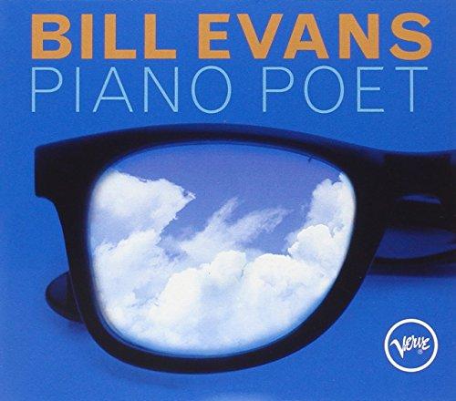 Piano Poet [Audio CD] Evans Bill