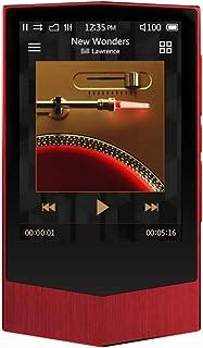 COWON Plenue V PV Hi-Fi Hi-Res HD Sound Music Player 64GB Formular Red