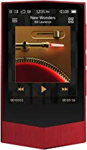 PLENUE V (64GB / Formular Red) High Resolution Audio Player / CS43131 DAC, Native DSD