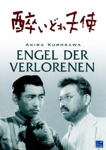 Akira Kurosawa: Engel der Verlorenen - Drunken Angel (DigiPack)