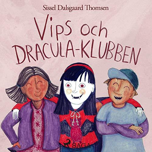 Vips och Dracula-klubben cover art