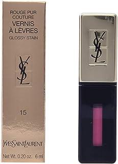 Yves Saint Laurent Rouge Pur Couture Vernis à Lèvres 15 Rose Vinyl 1 szt