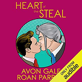 Heart of the Steal audiobook cover art