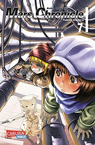 Battle Angel Alita - Mars Chronicle 7 (7)