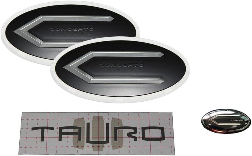 3D Concepto Max 83% OFF Emblem Superlatite Badge WBS Set Rear Steering + Front 4pc Whe