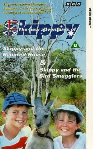 Skippy And The Haunted House / Skippy And The Bird Smugglers