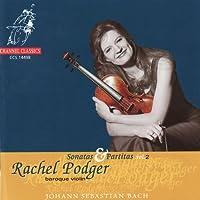 Bach: Sonatas & Partitas Vol 2 / Rachel Podger