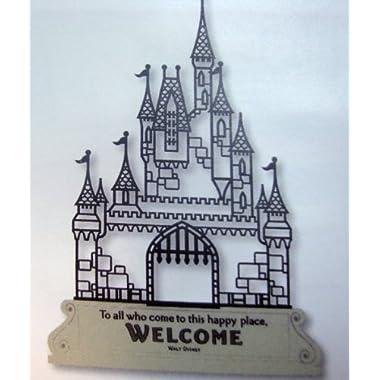 Hallmark Disney DYG9645 Walt Disney Castle Silhouette