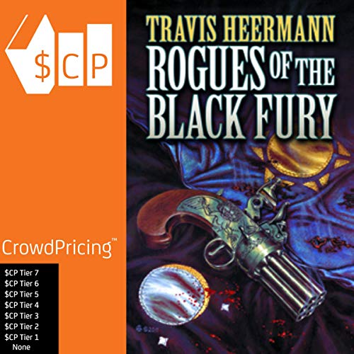 Rogues of the Black Fury audiobook cover art